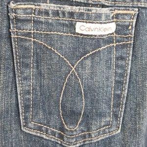 Calvin Klein Jeans Jackets & Coats - Calvin Klein Fitted Denim Jacket, Ladies Medium